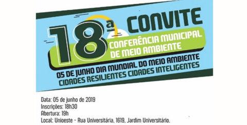 Conferência de Meio Ambiente discute cidade inteligentes e resilientes no Paraná