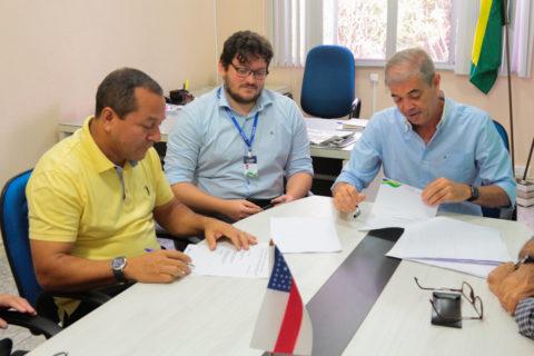 Governo do Amazonas assume, por meio da Cosama, a concessão de água em Atalaia do Norte