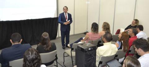 Câmara Técnica de Gestão Empresarial se reúne no 30º Cbesa, em Natal/RN