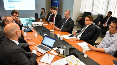 Governo do Maranhão dialoga com Agência Francesa sobre investimentos e melhorias para a Caema