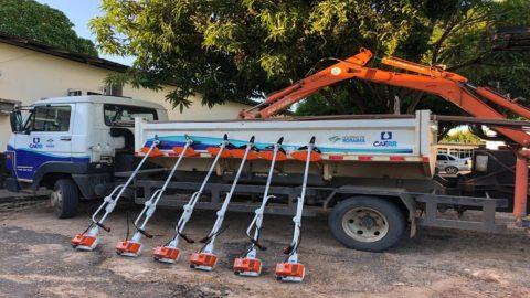 Caer adquire equipamentos para melhorar o trabalho nos postos de atendimento no interior de Roraima