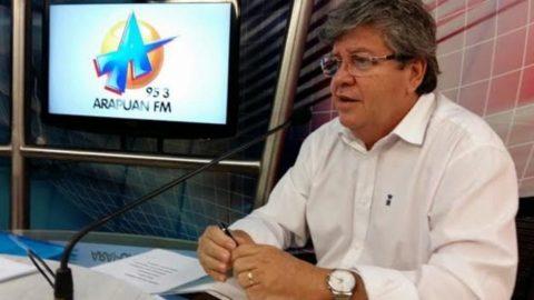 Governador da Paraíba descarta privatização da Cagepa