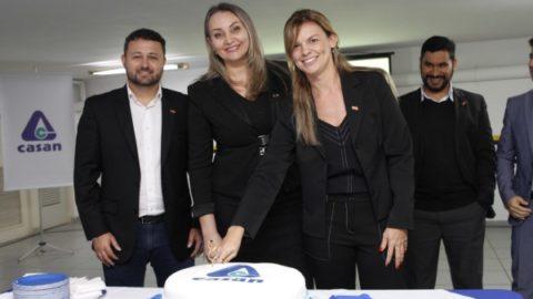 Casan celebra 48 anos com gestão técnica e investimento da capacitação de seu quadro funcional