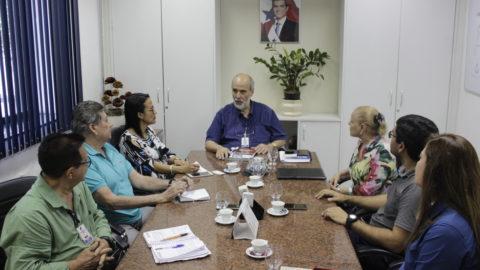 Cosanpa e Abes fortalecem parceria e apresentam novidades