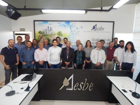 Aesbe realiza reunião de Câmara Técnica de Logística, Suprimentos e Materiais (CTLSM)