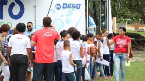 Deso expande Jornada Ambiental para o interior do Estado de Sergipe