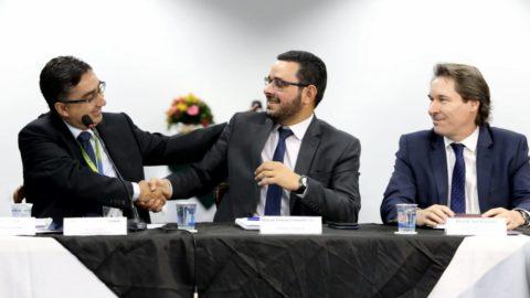Marcus Vinícius Neves, da Cagepa, é o novo presidente da Aesbe