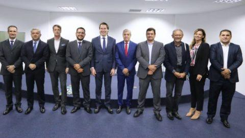Diretoria eleita da Aesbe para o biênio 2019/2021