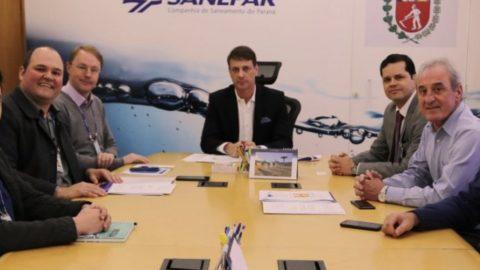 Sanepar compartilhará conhecimento com outros países
