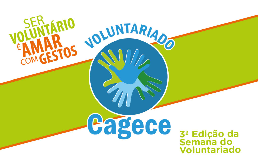 Cagece promove ações de estímulo ao voluntariado no Cariri (CE)