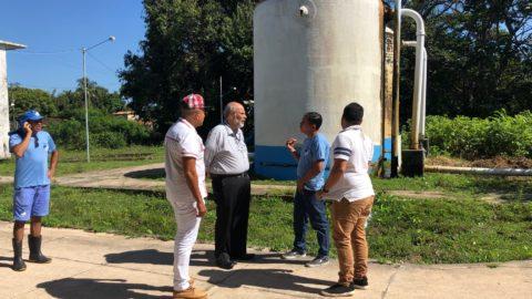 Cosanpa e Governo do Estado do Pará vão retomar obra parada há mais de 15 anos em Soure (PA)