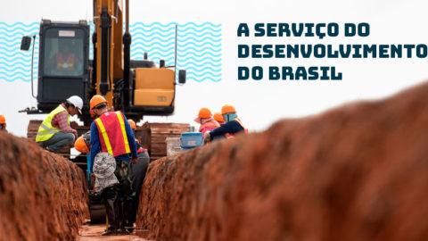 Pela universalização do saneamento para o desenvolvimento do Brasil