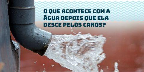 A universalização do tratamento de esgoto no Brasil depende de  investimentos
