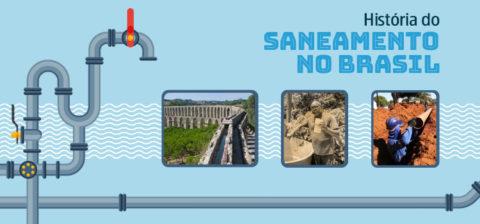 Décadas de avanços e incertezas marcam o saneamento brasileiro