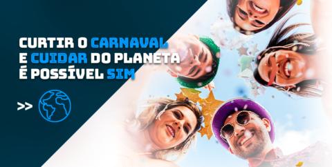 Brilhe no Carnaval sem prejudicar o saneamento da cidade