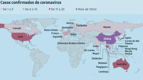 Só um novo fato envolvendo coronavírus vai mexer com a Bolsa, afirmam especialistas