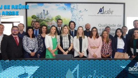 Câmara Técnica Jurídica discute o panorama legal do setor e melhorias na gestão das empresas estaduais