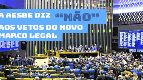 Atraso na análise de vetos ao marco legal favorece o rompimento do acordo parlamentar