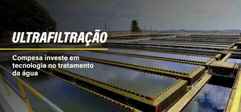Compesa investe em tecnologia no tratamento da água