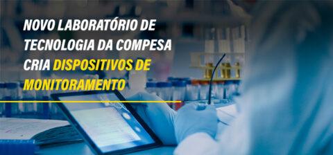 Novo laboratório de tecnologia da Compesa cria dispositivos de monitoramento