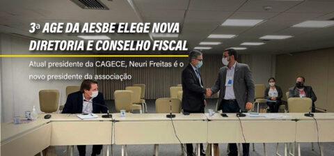 3ª Assembleia Geral Extraordinária elege Neuri Freitas o novo presidente da Aesbe